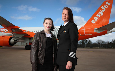 18/3/19 - Britain's Youngest Pilot offered mentorship by easyJet