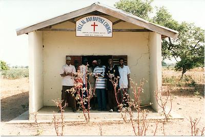 Yallal Bah Baptist Church
