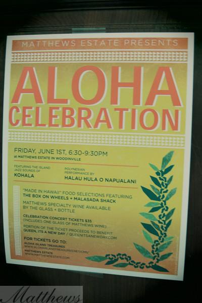 Hawaiian music and dance