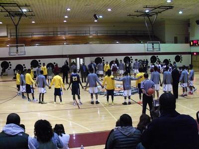Basketball Game Friendship