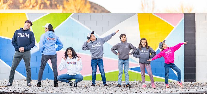 Ohana family adventure