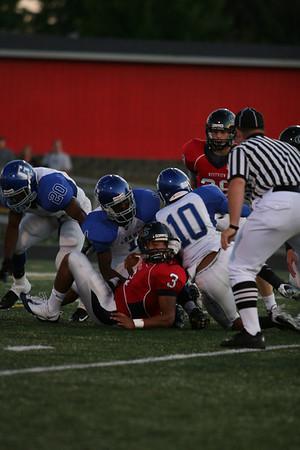 Varsity Football 2008