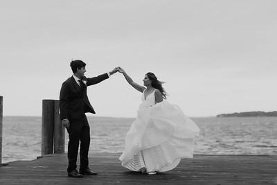 Chanel and Mark (Wedding)