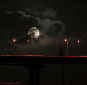 """""""Super Moon"""" 6/23/13"""