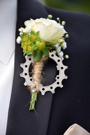 B & G Wedding- Se[t. 2015