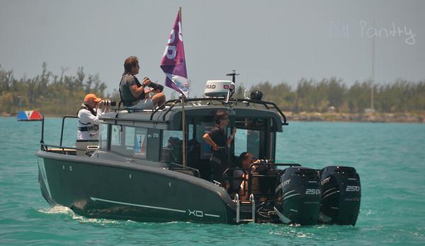 AC35 Work Boats