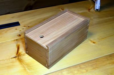 Sharpening Stones Box