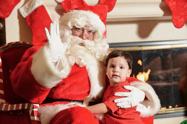 Santa Claus - Provence Valencia CA