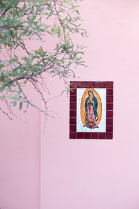 Our Lady in Tile