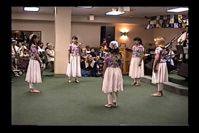 "Dance Troop performs ""EPHRAIM"" at Adat Hamashiach"