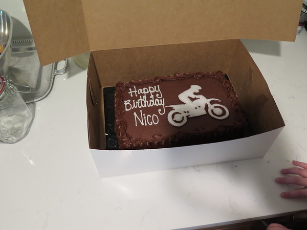 Lil' Nico's Birthday - 2015