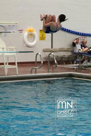Swim and Dive - Girls