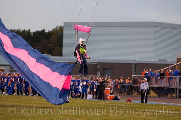 Edwardsburg Homecoming 2012