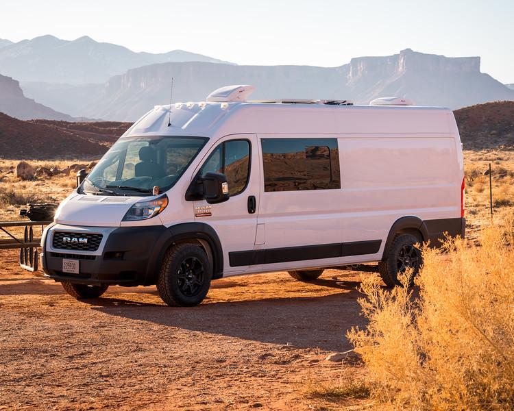 Thanksgiving 2020 Van Trip | Moab, Utah | Previews