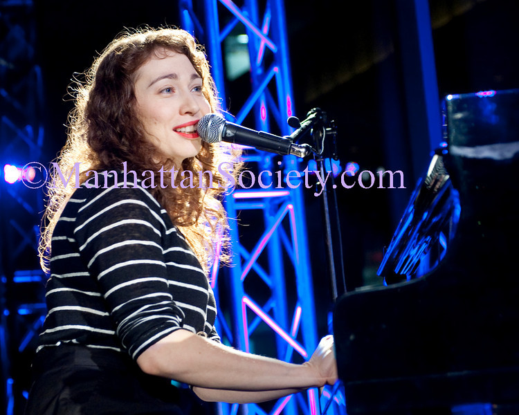 1st Annual PCRF Benefit at the MoMA for Picasso Guitars 1912-1914 Featuring Regina Spektor