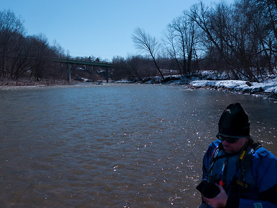 Nith River March 2011