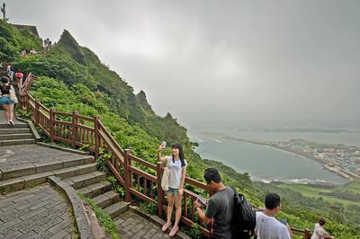 Seongsan Ilchulbong Crater, Jeju
