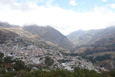 Riobamba - San Pedro de Alausi