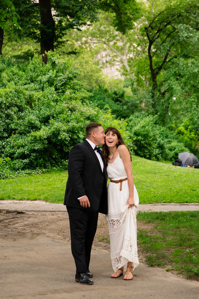 Shauna & Simon - Central Park Wedding