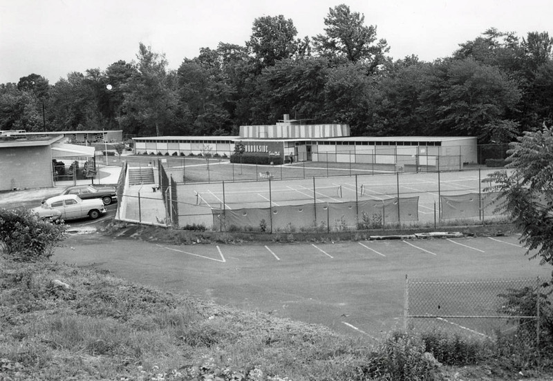 The Brookside Swim Club was located at the current site of Whole Foods on Springfield ave.