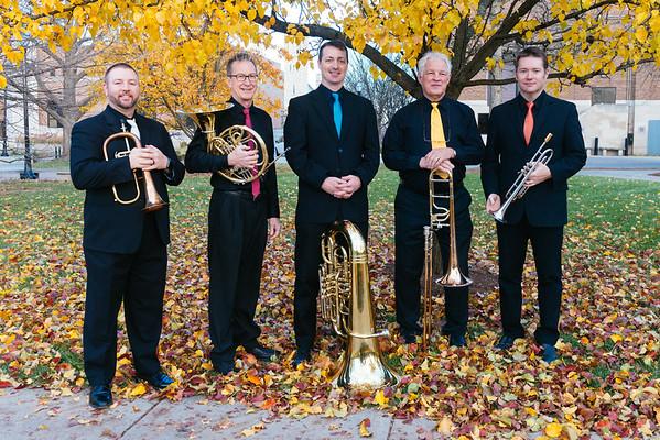 The Ambassador Brass