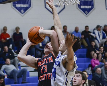 Carnes leads Midview to easy win over North Olmsted
