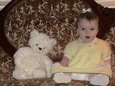 Savannah 11 months