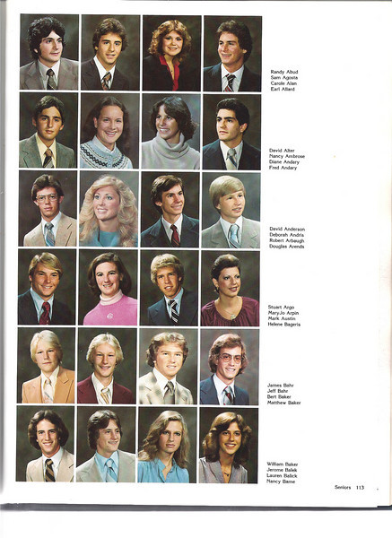 Grosses Pointe North 1980 Yearbook