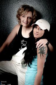 Gülay und Andrea