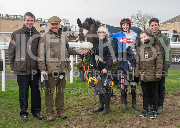 Doncaster Races - Wed 19 February 2020