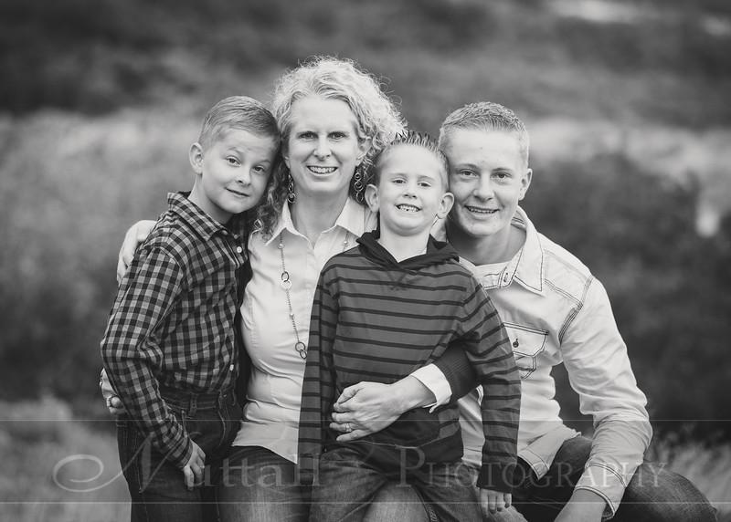 Heideman Family 75bw.jpg