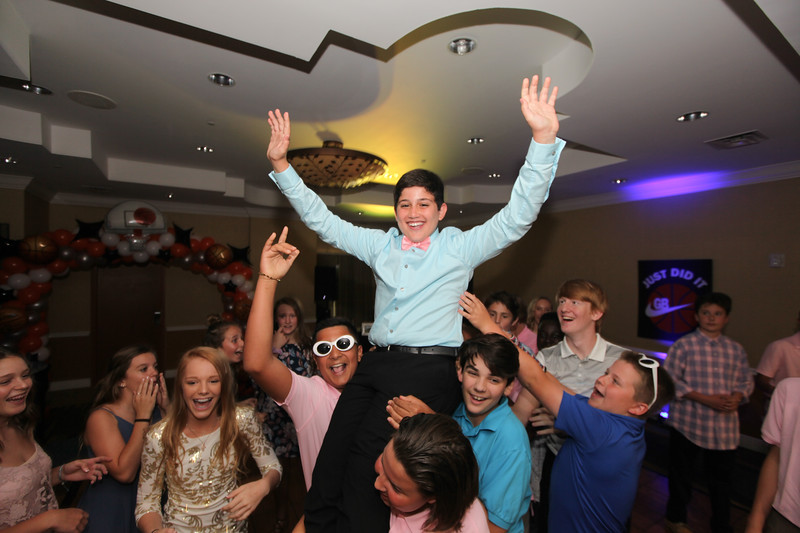 Grant's Bar Mitzvah, Fairfield Inn and Suites, Jacksonville, Florida