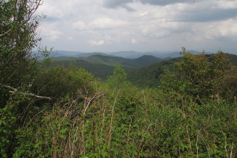 Mountains-to-Sea Trail (5,800')