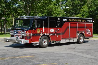 Bohemia Fire Department