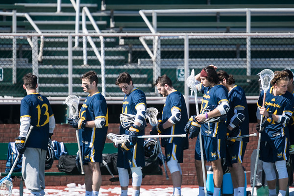 QU Mens Lacrosse 2019