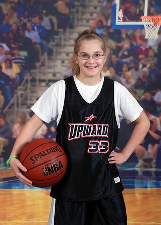 Teddy Upwards Basketball 2011
