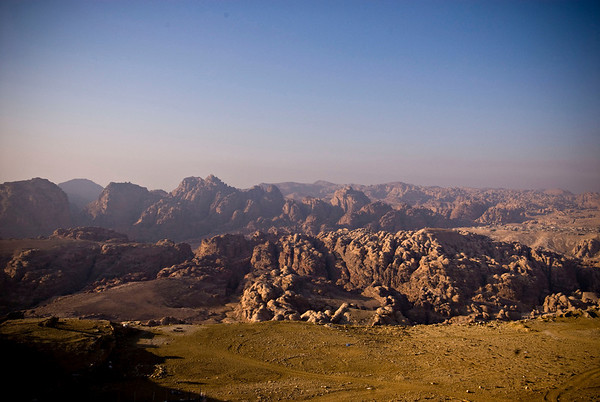 Around Petra