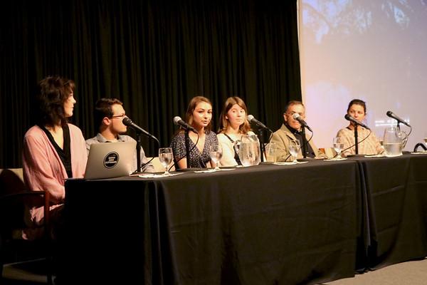 Inauguration Week: Art & Science Panel
