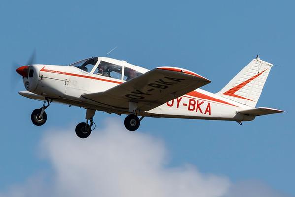 OY-BKA - Piper PA-28-140 Cherokee