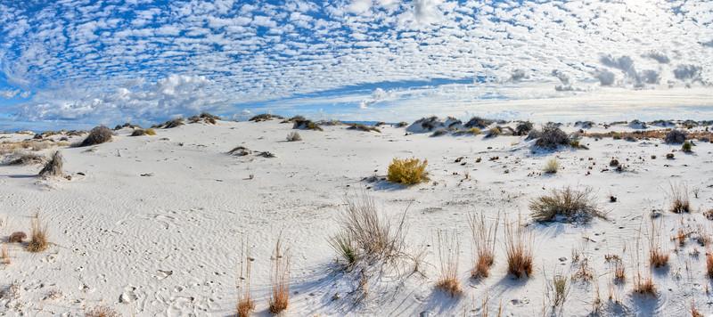 White Sands National Monument - Friday, Dec 2, 2016