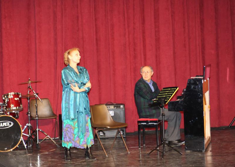 Concert des professeurs 2011