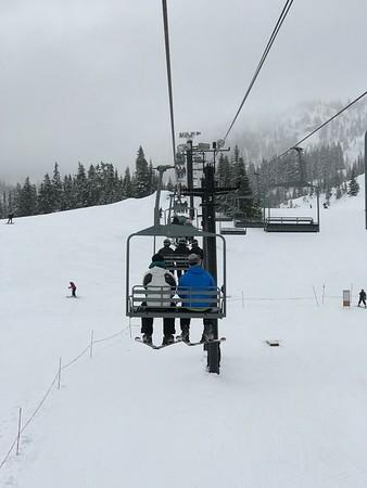 Stevens Pass Ski Trip Winter 2017!