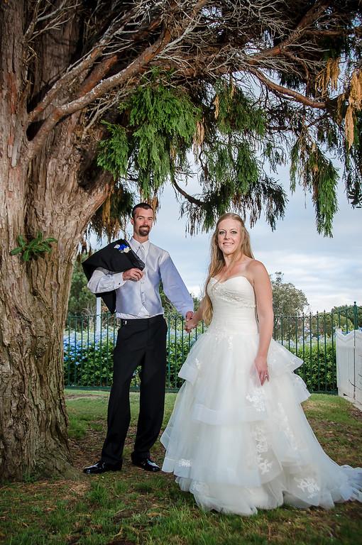 Newland Barn Wedding, Huntington Beach : Garrett & Brenda