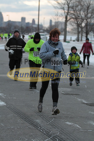 Finish Gallery 4 - 2013 Fifth Third Bank New Years Eve 5K