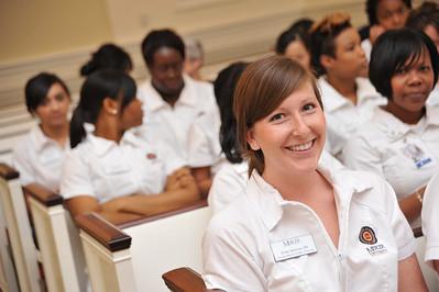 Nursing Dedication September 2010