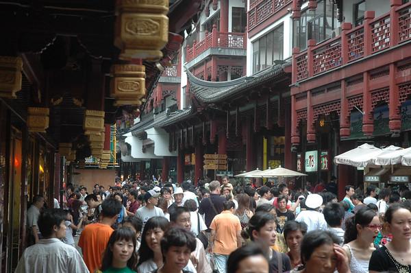Old Town - Shanghai