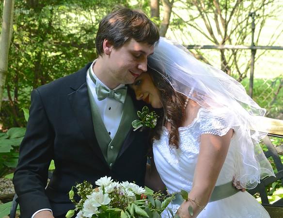 Amanda & Tom Wedding