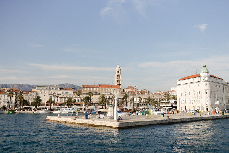 Zelia & Antonio, Split, Croatia
