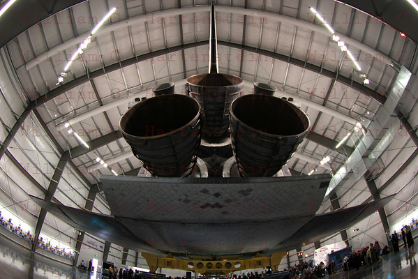 Grand Opening of Endeavour at Calif. Science Center Oct. 30, 2012