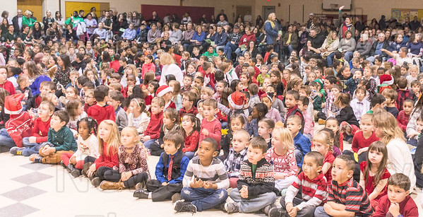 Holiday Concert Dec. 15, 2017